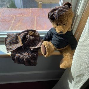 Vintage Boyd's Bear & Company Sherlock collectible